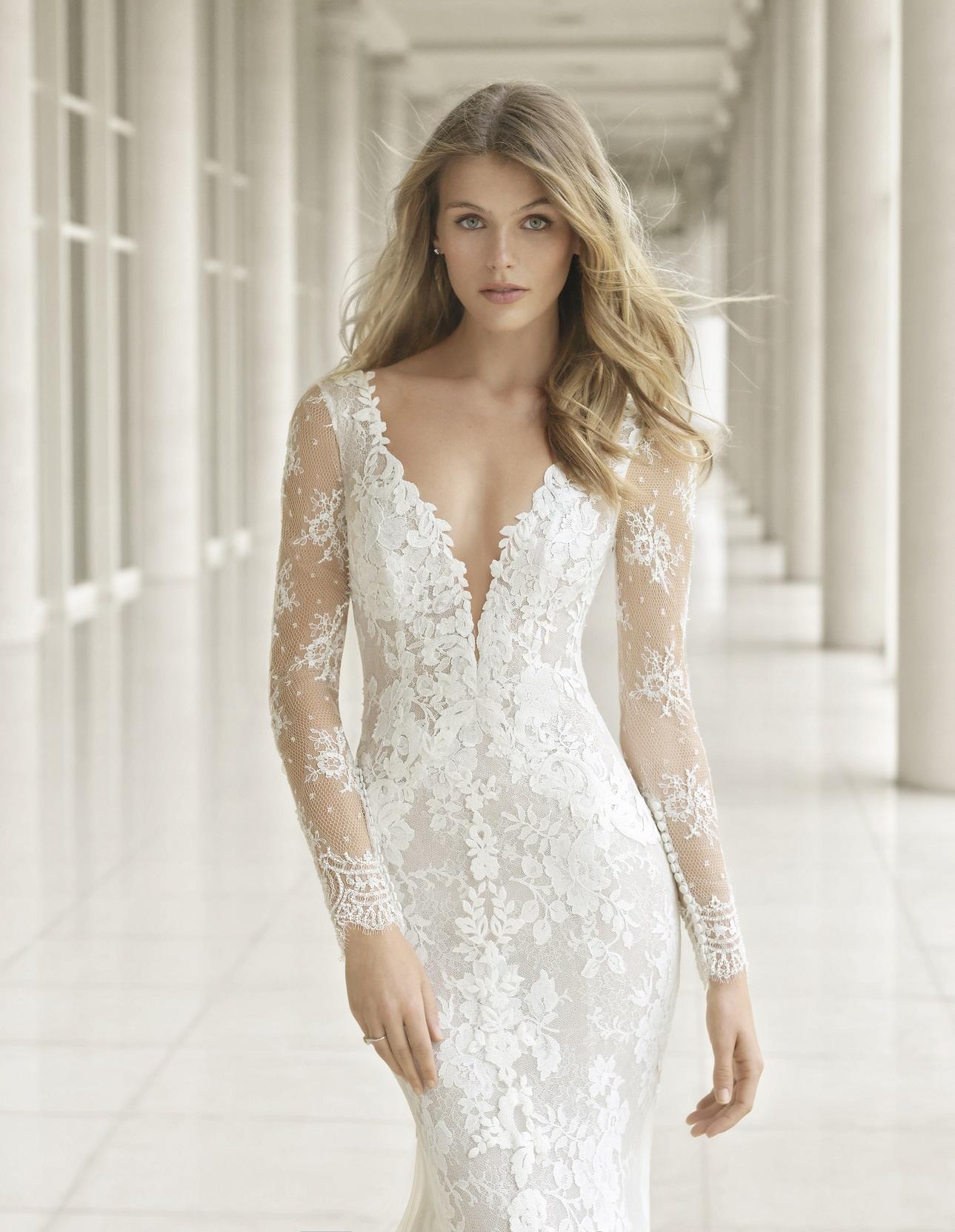 Rosa Clará  El vestido perfecto para la boda soñada « Yo Madre d1a43a15a5b9